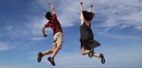 ジャンプは疲れないカラダづくりに最適