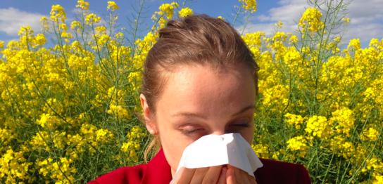 花粉症や季節変わり、この時期に一番意識するのは?
