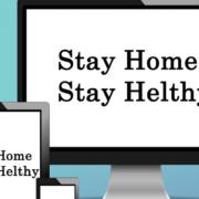 家にいるのと健康を維持するのは別の問題